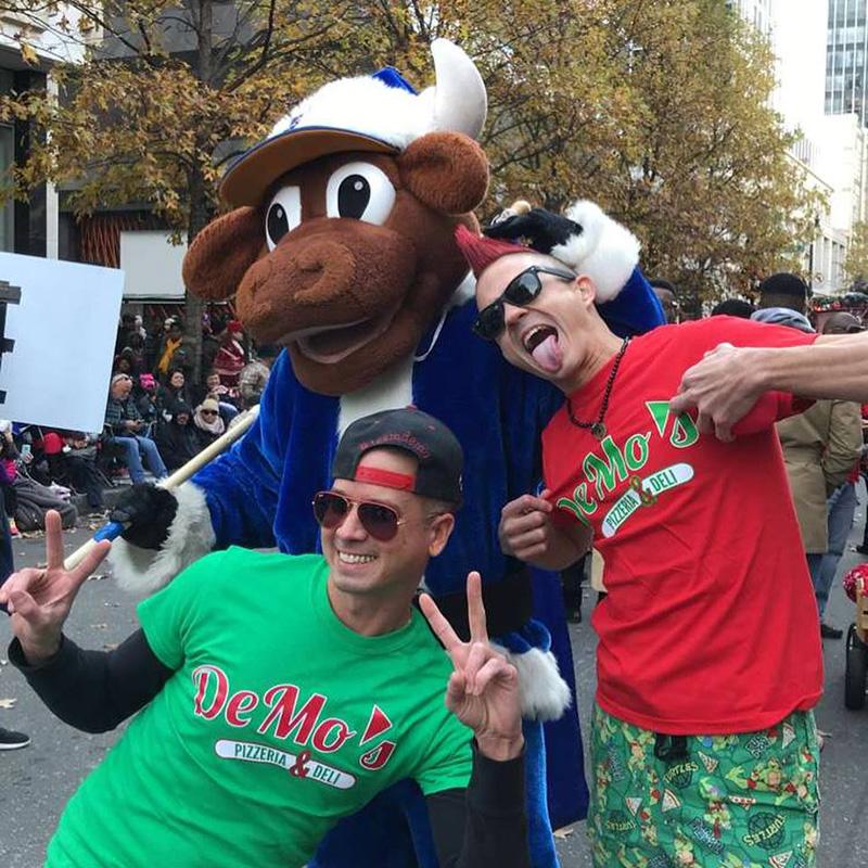 DeMo's Parade Sponsor